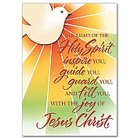 The Light of the Holy Spirit Inspire You