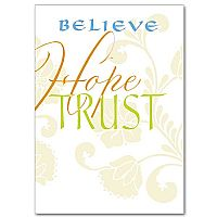 Believe Hope Trust