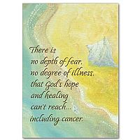 There Is No Depth of Fear No Degree of Illness