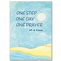 One Step, One Day, One Prayer at a Time