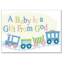 A Baby Is a Gift from God