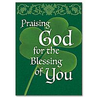 Praising God for the Blessing of You