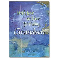 With Love On Your Birthday, Grandson