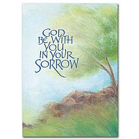 God Be with You in Your Sorrow