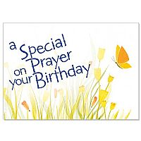A Special Prayer on Your Birthday