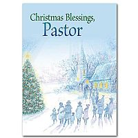 Christmas Blessings, Pastor