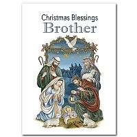 Christmas Blessings, Brother