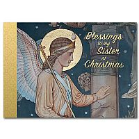 Blessings to My Sister at Christmas