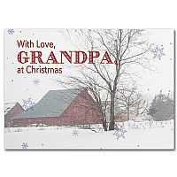 With Love, Grandpa, at Christmas