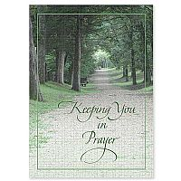 Keeping You in Prayer