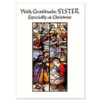 With Gratitude, Sister