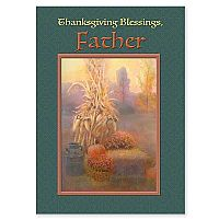 Thanksgiving Blessings, Father