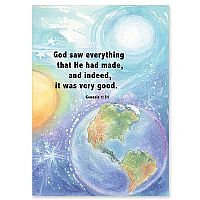 God Saw Everything He Had Made