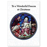 To a Wonderful Deacon at Christmas
