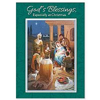 God's Blessings Especially at Christmas