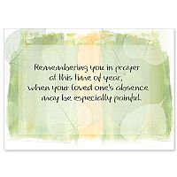 Remembering You in Prayer