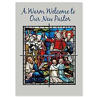 A Warm Welcome to Our New Pastor