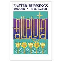 Easter Blessings for Our Faithful Pastor