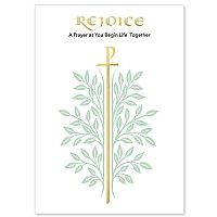 Rejoice: A Prayer as You Begin Life Together