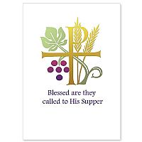 Blessed Are They Called to His Supper