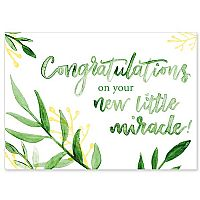 Congratulations on Your Little Miracle!