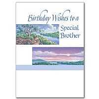 Birthday Wishes to a Special Brother
