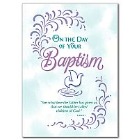 On the Day of Your Baptism