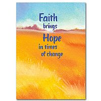 Faith Brings Hope