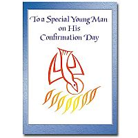 To a Special Young Man