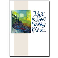 Trust in God�s Healing Grace�