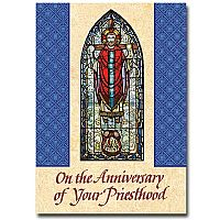 On the Anniversary of Your Priesthood
