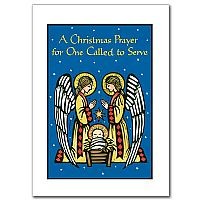 A Christmas Prayer for One Called to Serve