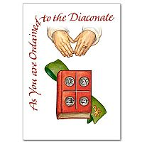 As You are Ordained to the Diaconate