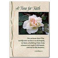 A Time for Faith