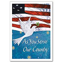 As You Serve Our Country