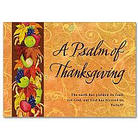 Thanksgiving greeting cards buy christian thank you card online the