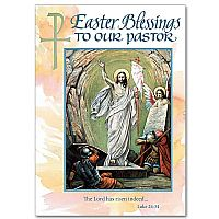 Easter Blessings To Our Pastor