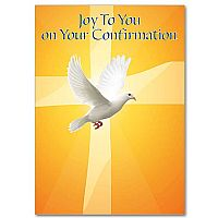 Joy to You on Your Confirmation