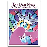 To a Dear Niece On Your Confirmation