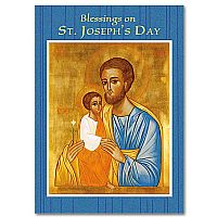 Blessings on St. Joseph's Day