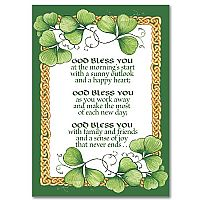 Blessings on St. Patrick's Day and Always