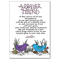 A Prayer for My Friend