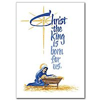 Christ the King Is Born for Us