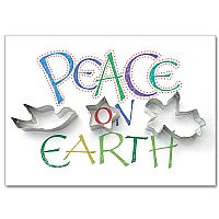 Cookie Cutter Peace on Earth