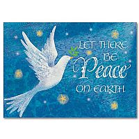 Dove with Peace