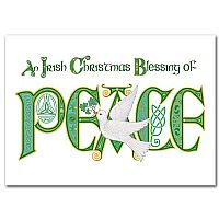 An Irish Christmas Blessing of Peace