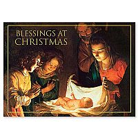 Blessings at Christmas