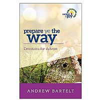 Prepare Ye the Way Advent Booklet