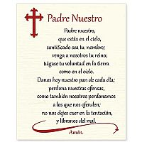 Padre Nuestro (Our Father in Spanish)
