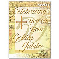Celebrating You On Your Golden Jubilee